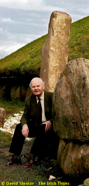 George Eogan - Archaeologist, on burial rites & megalithic art.