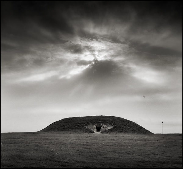 Hill of Tara - Mound of the Hostages