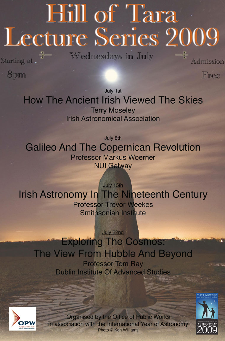 Hill of Tara Lecture Series