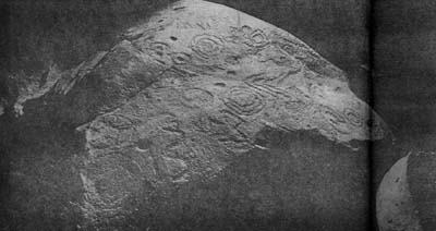 5,000-year-old inscribed rock